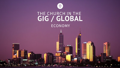 church in the gig economy